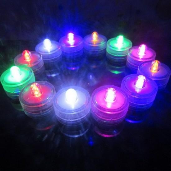 Úszó LED gyertya