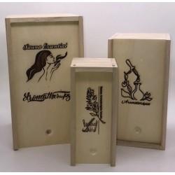 Aromatherapy csúszófedeles illattartó doboz