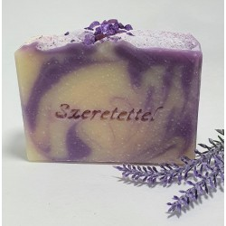 Kézműves levendula mámor szappan