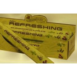 Aromaterápiás frissítő füstölő pálcák, 20 db