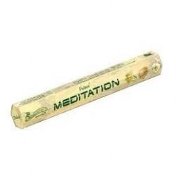Aromaterápiás meditációs füstölő pálcák, 20 db