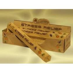 Aromaterápiás stresszoldó füstölő pálcák, 20 db
