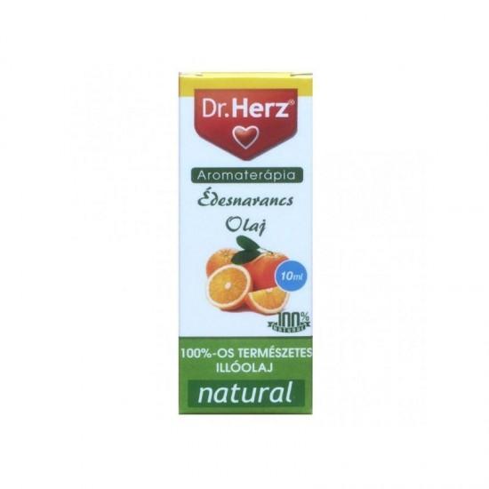 Édesnarancs illóolaj 10 ml