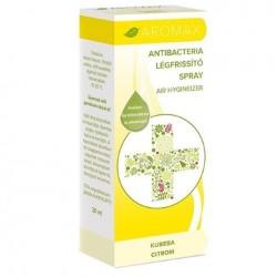 Antimikrobiális hatású citrom-kubeba spray 20 ML