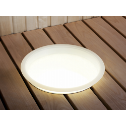 Padba süllyeszthető világító szaunadézsa 7 L