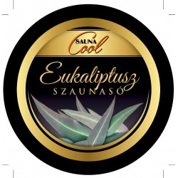 Eukaliptusz szauna só